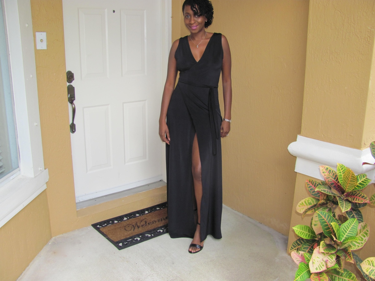 DIY: Wrap Dress from Scratch (Draping)