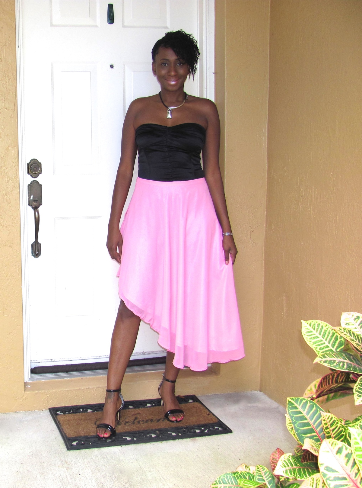 DIY: High Low Skirt (StOopid Easy)